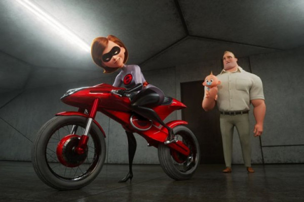 """Incredibles 2"" Pecahkan Rekor Debut Box Office"
