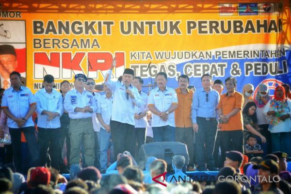 """""""NKRI"""" Prioritaskan Kesejahteraan Masyarakat Dan Aparatur"""
