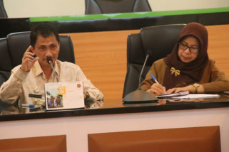 Pemkab Gorontalo Bahas Isu Strategis Rencana Program 2019