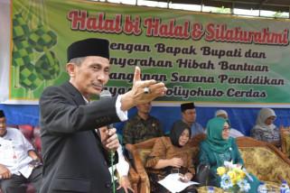 Penyandang Disabilitas di Gorontalo Dilatih Usaha Produktif