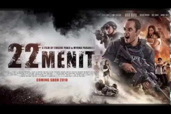 """Sinopsis Film - """"22 Menit"""" dan Ancaman Terorisme"""