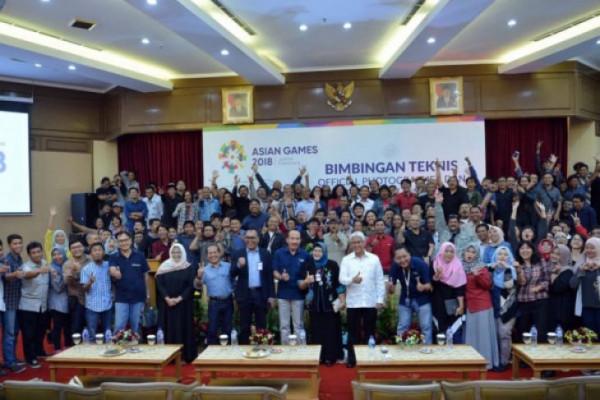 2018, Kembalinya ANTARA Sebagai Media Resmi Asian Games