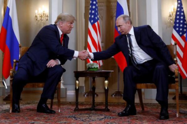 Putin Mengajukan Kerja Sama Dengan Trump Terkait Minyak Dan Gas Serpih