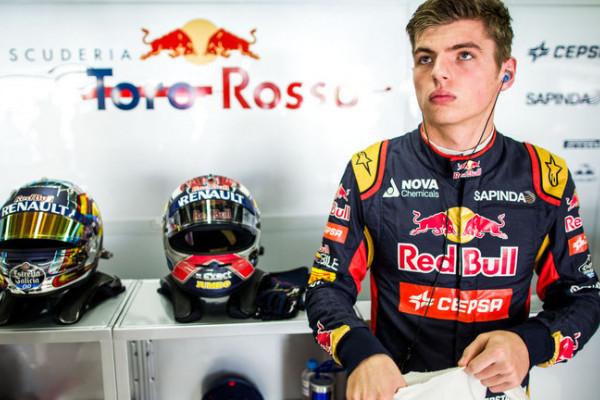 Verstappen Tercepat Latihan di GP Jerman
