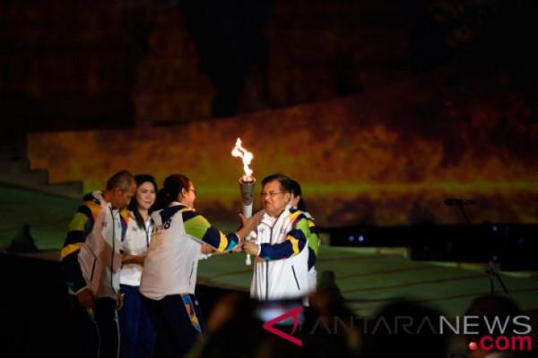 Obor Asian Games Akan Menginap di Malang