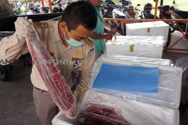 SKIPM Gorontalo Dorong Pelaku Usaha Ekspor Ikan