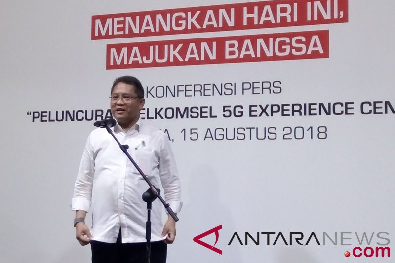 Menkominfo: 5G Di Indonesia Bukan Untuk Individu Tapi Industri
