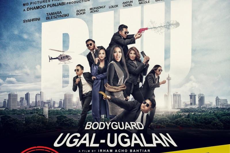 """Sinopsis Film - """"Bodyguard Ugal-Ugalan"""""""