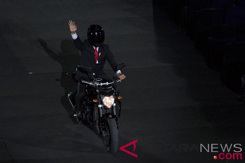 "PPP: Jackie Chan Saja Pakai ""Stuntman"", Apalagi Jokowi"