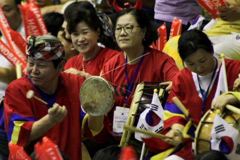 Asian Games Indonesia Satukan Semenanjung Korea