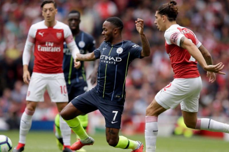 City Awali Kompetisi Liga Inggris Meyakinkan