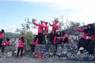 BUMN Hadir - SMN Kunjungi Obyek Wisata Sejarah Benteng Otanaha