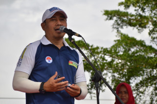 Bupati : Jelajah Sepeda Nusantara Promosikan Bone Bolango