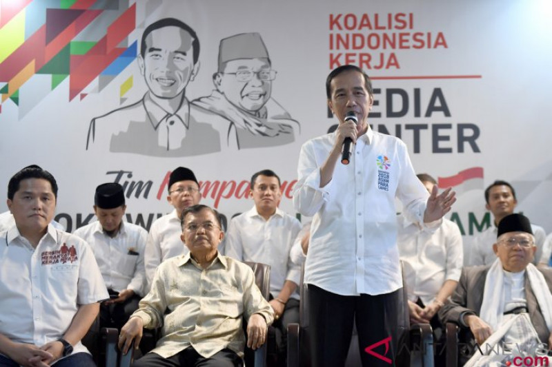 Ambil Nomor Jokowi-Ma