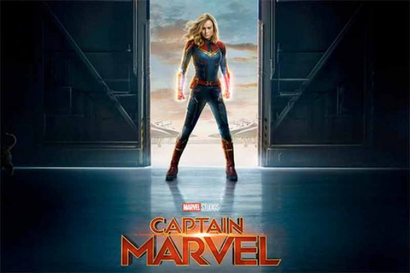 "Marvel Rilis Trailer ""Captain Marvel"""