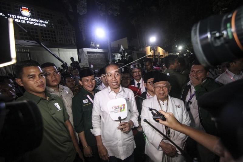 Ulama Banten Harapkan Jokowi-Ma