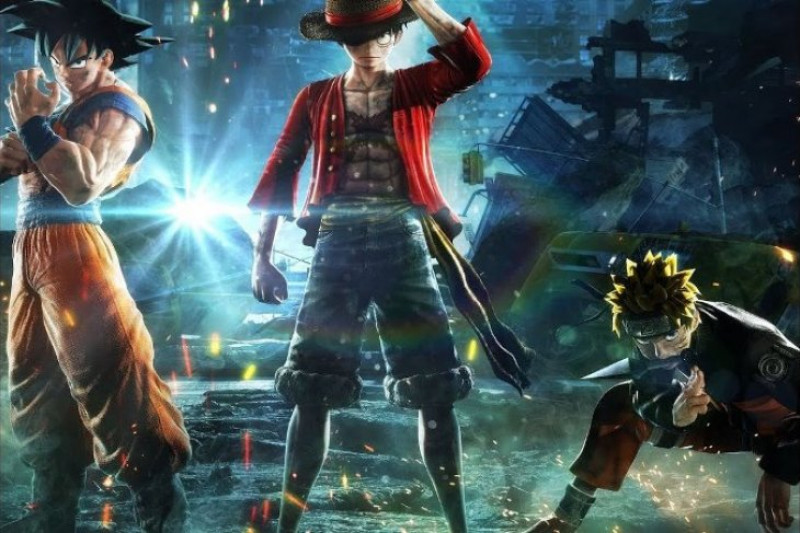 "Dua Karakter Anime ""Hunter X Hunter"" Masuk Game ""Jump Force"""