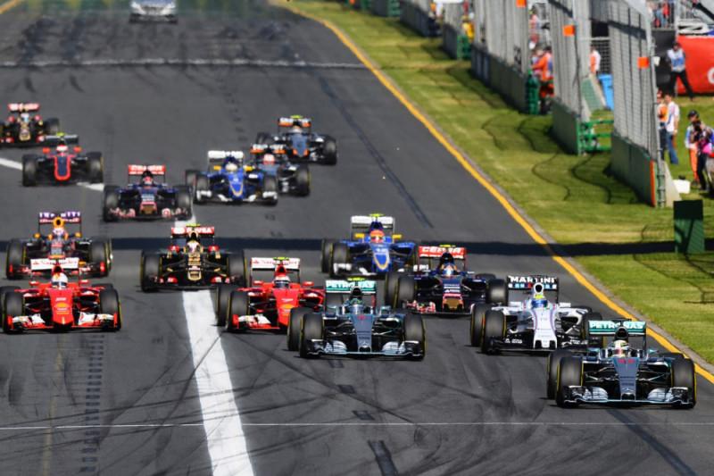 Daftar Nama Pembalap F1 Musim 2019