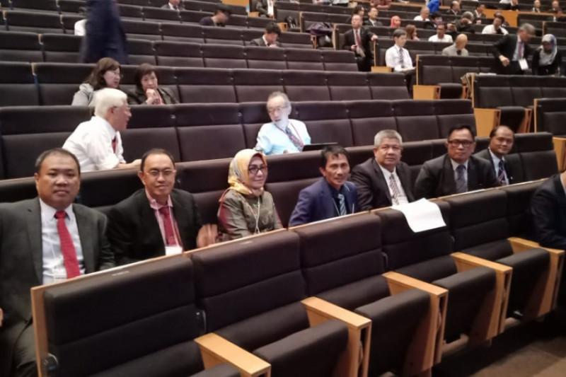 Bupati Gorontalo Hadiri Konferensi Danau Di Jepang