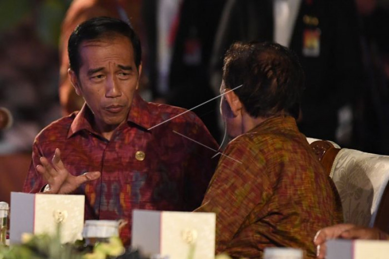 Presiden: Indonesia Negara Paling Bahagia di Dunia