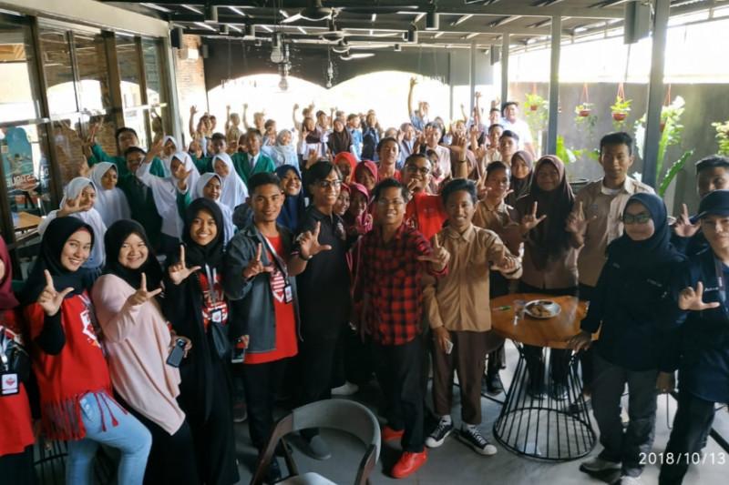 Telkomsel Ajak Pemuda Gorontalo Ciptakan Video Kreatif