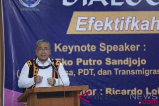 Mendes PDTT Optimistis Entaskan 15.000 Desa Tertinggal