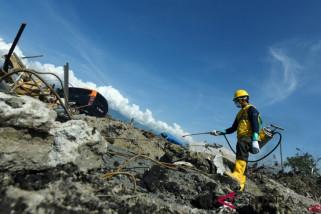 Satgas Kesehatan TNI AL Teliti Air Tanah Di Lokasi Terdampak Likuifaksi