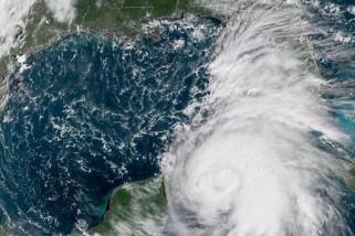 Tujuh Orang Tewas Akibat Badai Michael di Florida