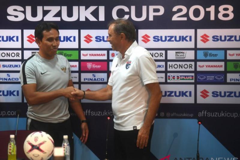 Pelatih Thailand Mengaku Beruntung Timnya Bisa Bangkit