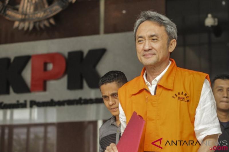 KPK Panggil Anggota Polri Sebagai Saksi Eddy Sindoro