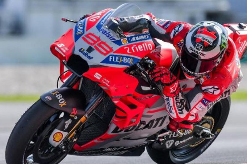 Lorenzo Berpisah Dengan Ducati