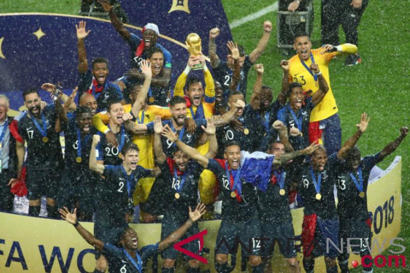 Thuram Ungkap Sikap Warga Prancis Terhadap Imigran Berubah Berkat Kejayaan Piala Dunia
