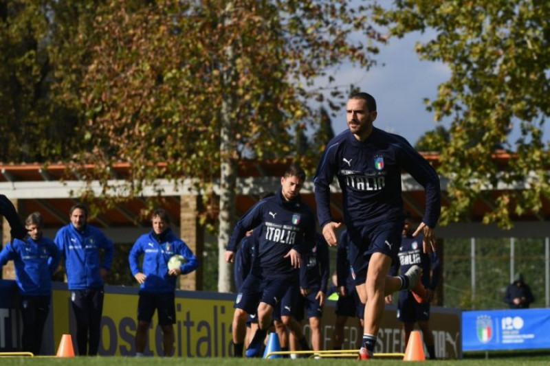 Bonucci Tidak Terima Dicemooh Saat Membela Timnas Italia