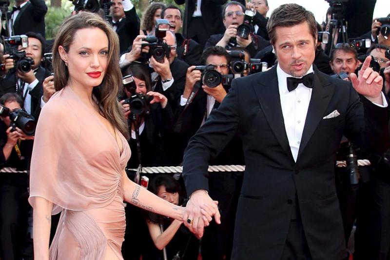 Brad Pitt Nilai Angelina Jolie Memanipulasi kelima Anaknya