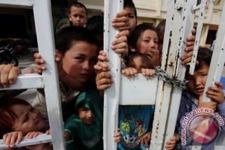 Keluarga-Keluarga Afghanistan Terpaksa Nikahkan Anak Demi Uang Karena Kemarau