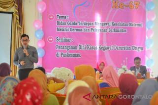 IBI Gorontalo Utara Perkuat Layanan Bidan Puskesmas