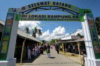 BKKBN: Capaian Kampung KB Gorontalo Tinggi