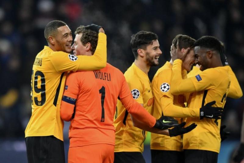 Young Boys Pamitan Dengan Tundukkan Juventus