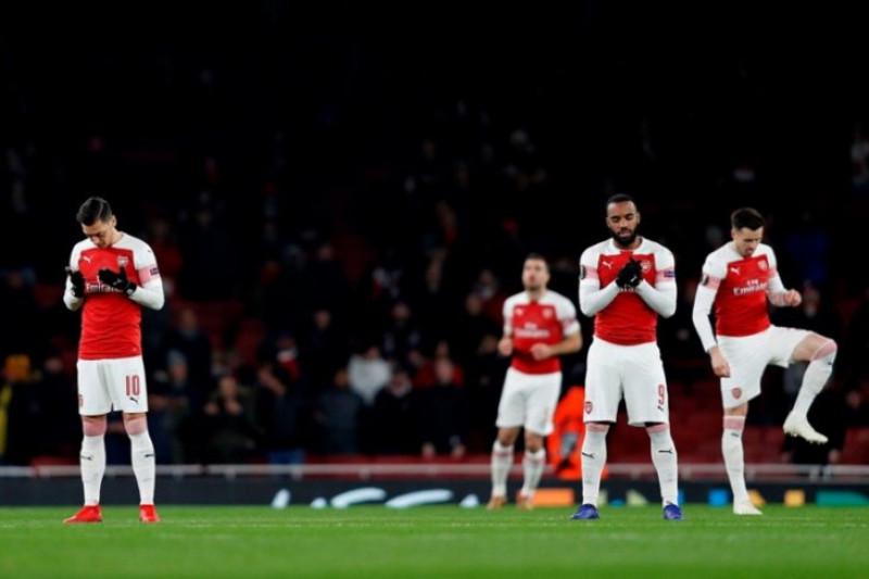 Arsenal Dan Sporting Tutup Fase Penyisihan Grup E Dengan Kemenangan