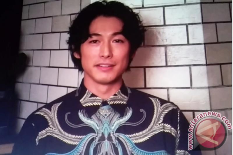 """Kesan Aktor Jepang Dean Fujioka Soal Film """"Laut"""""""