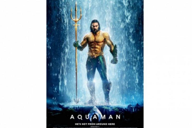 """""""Aquaman"""", Seru Dan Segar"""