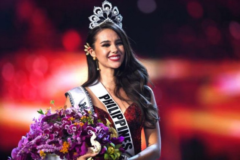 Lima Fakta Tentang Miss Universe 2018 Catriona Gray