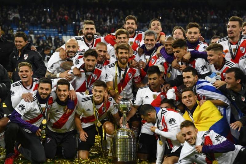 River Plate Tundukkan Boca Untuk Juarai Piala Libertadores