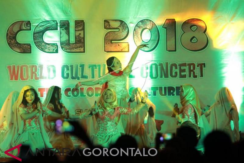 Mahasiswa UNG Kenalkan Keberagaman Budaya Lewat CCU