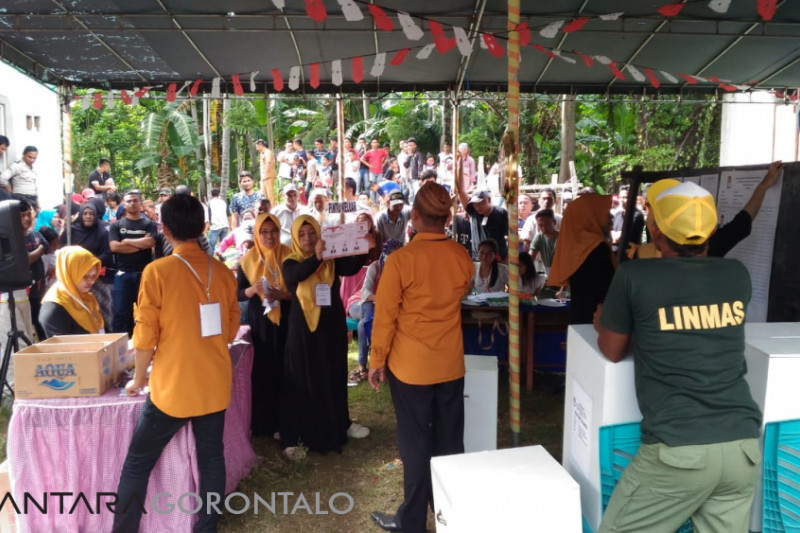 Catatan Akhir Tahun - Pilkades Miniatur Demokrasi Berkarakter di Gorontalo Utara
