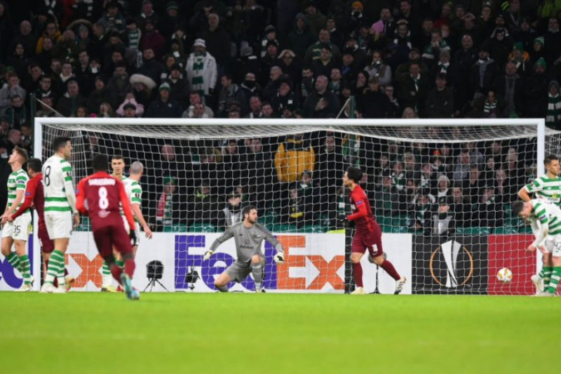 Celtic Dan Salzburg Melaju Ke Fase Gugur