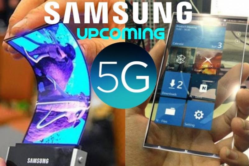 Samsung Segera Rilis Ponsel 5G Tahun 2019
