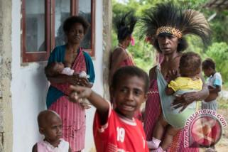 BPS: 82,03 Persen Kampung di Papua Barat Masuk Kategori Tertinggal