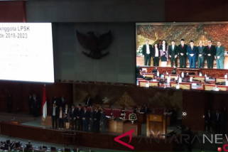 Paripurna DPR Setujui Tujuh Calon Anggota LPSK