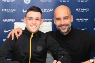 Phil Foden Perpanjang Kontrak Sampai 2024 Dengan Manchester City